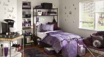 60 Gorgeous College Dorm Room Decorating Ideas And Makeover (14)