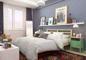 60 Gorgeous College Dorm Room Decorating Ideas And Makeover (15)