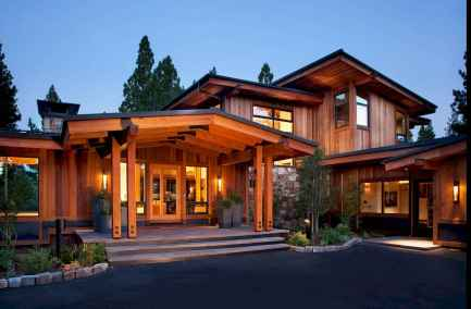 60 Rustic Log Cabin Homes Plans Design Ideas And Remodel (10)
