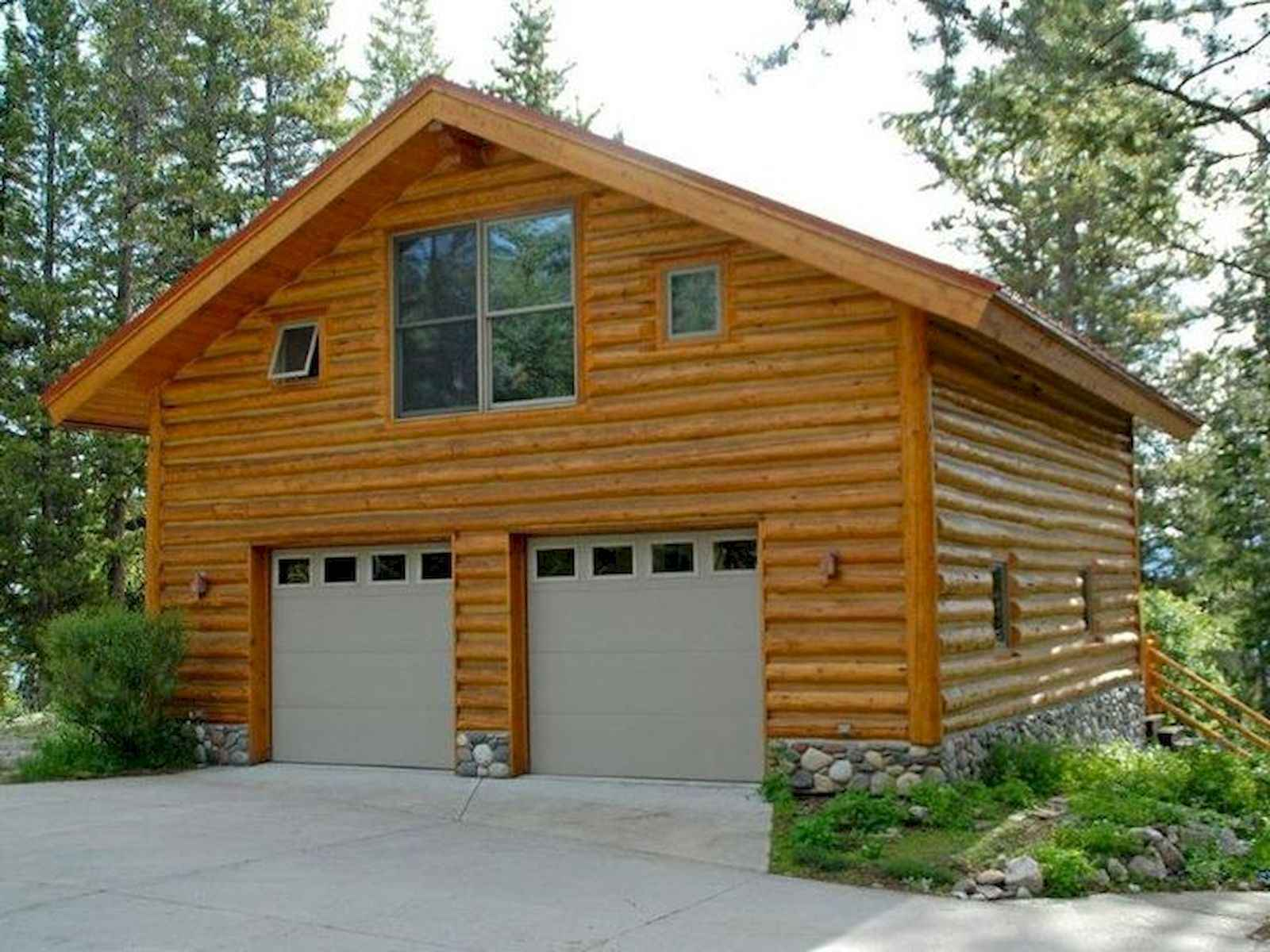 60 Rustic Log Cabin Homes Plans Design Ideas And Remodel (27)
