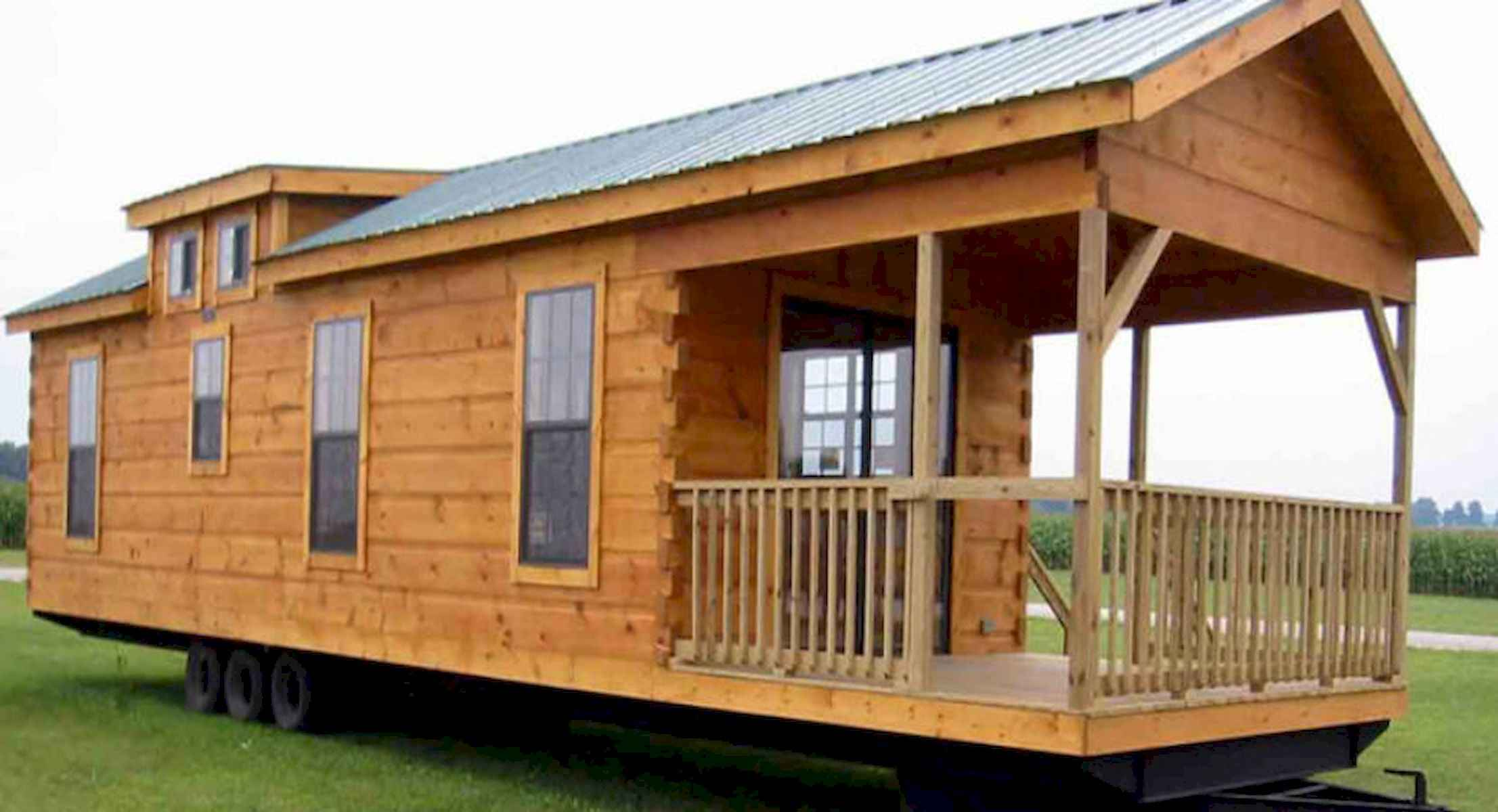 60 Rustic Log Cabin Homes Plans Design Ideas And Remodel (37)