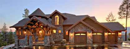 60 Rustic Log Cabin Homes Plans Design Ideas And Remodel (41)