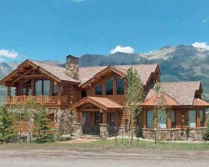 60 Rustic Log Cabin Homes Plans Design Ideas And Remodel (5)