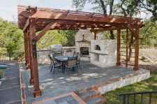 60 Stunning DIY Pergola Design Ideas And Remodel (40)