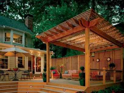 60 Stunning DIY Pergola Design Ideas And Remodel (41)