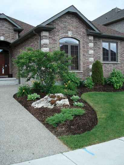 60 Stunning Low Maintenance Front Yard Landscaping Design Ideas And Remodel (12)