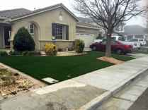 60 Stunning Low Maintenance Front Yard Landscaping Design Ideas And Remodel (16)