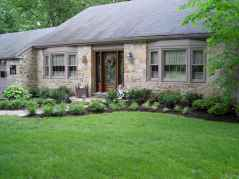 60 Stunning Low Maintenance Front Yard Landscaping Design Ideas And Remodel (20)