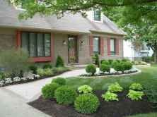 60 Stunning Low Maintenance Front Yard Landscaping Design Ideas And Remodel (9)