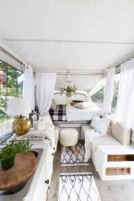 70 Stunning RV Living Camper Room Ideas Decorations Make Your Summer Awesome (26)