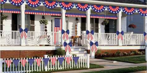 80 DIY America Independence Day Decor Ideas And Design (1)