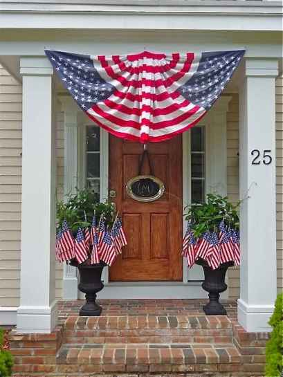 80 DIY America Independence Day Decor Ideas And Design (29)