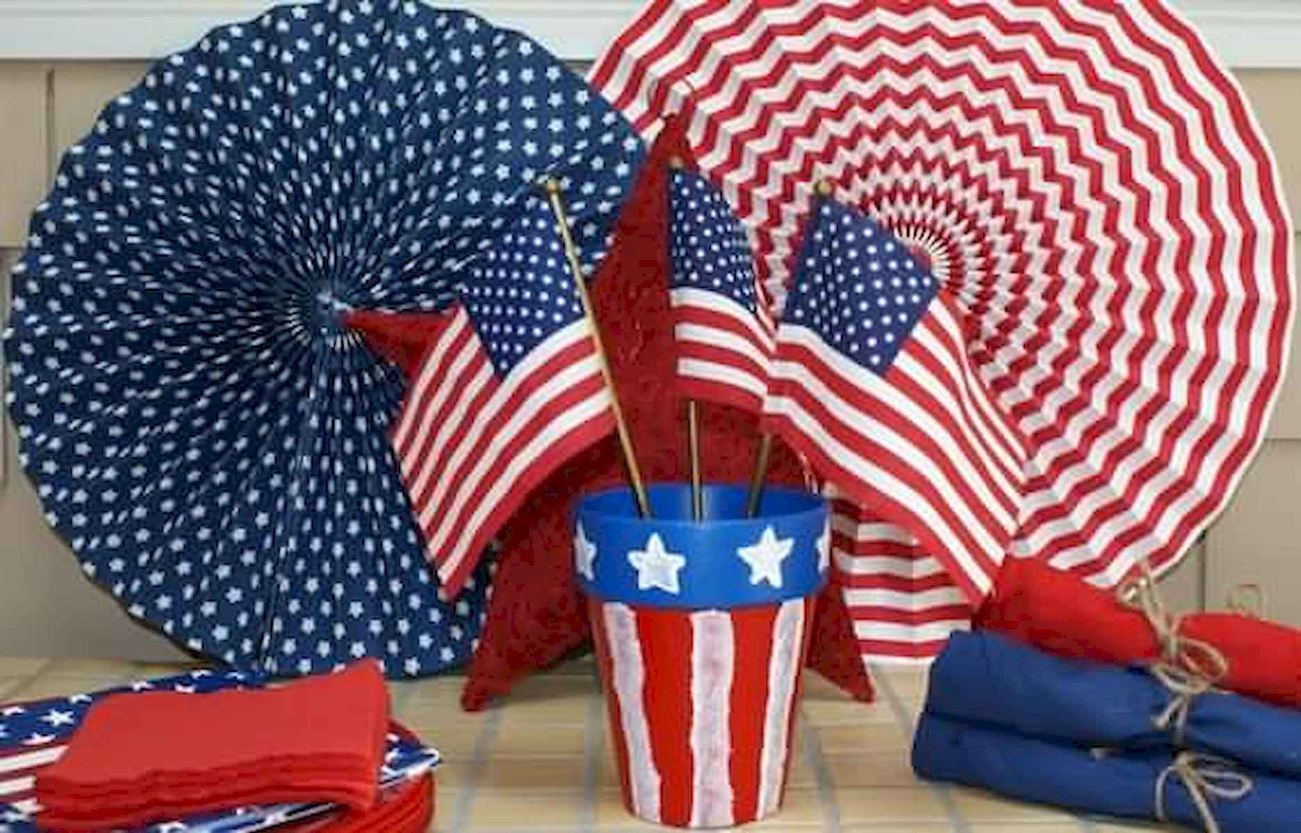 80 DIY America Independence Day Decor Ideas And Design (9)