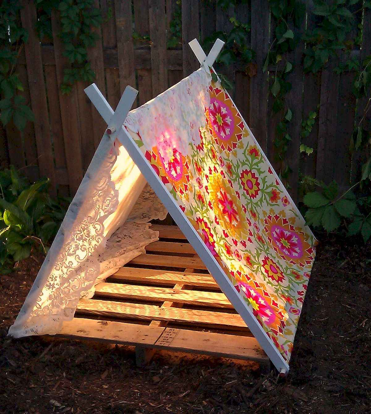 80 DIY Summery Backyard Projects Ideas Make Your Summer Awesome (20)