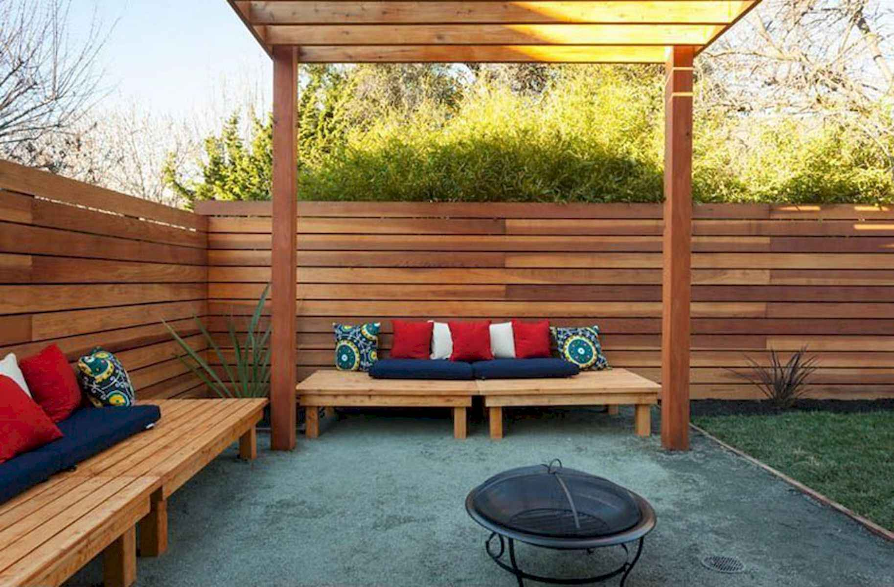 80 DIY Summery Backyard Projects Ideas Make Your Summer Awesome (3)