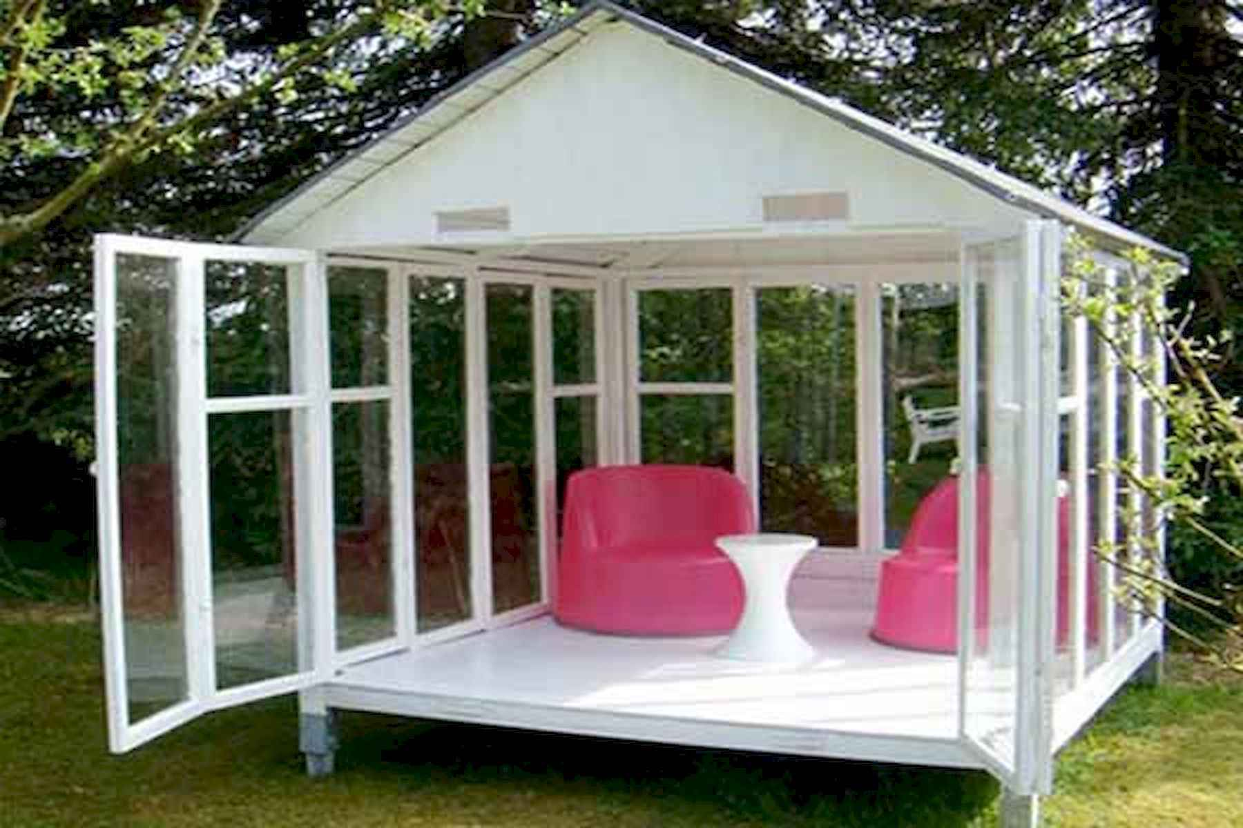 80 DIY Summery Backyard Projects Ideas Make Your Summer Awesome (32)