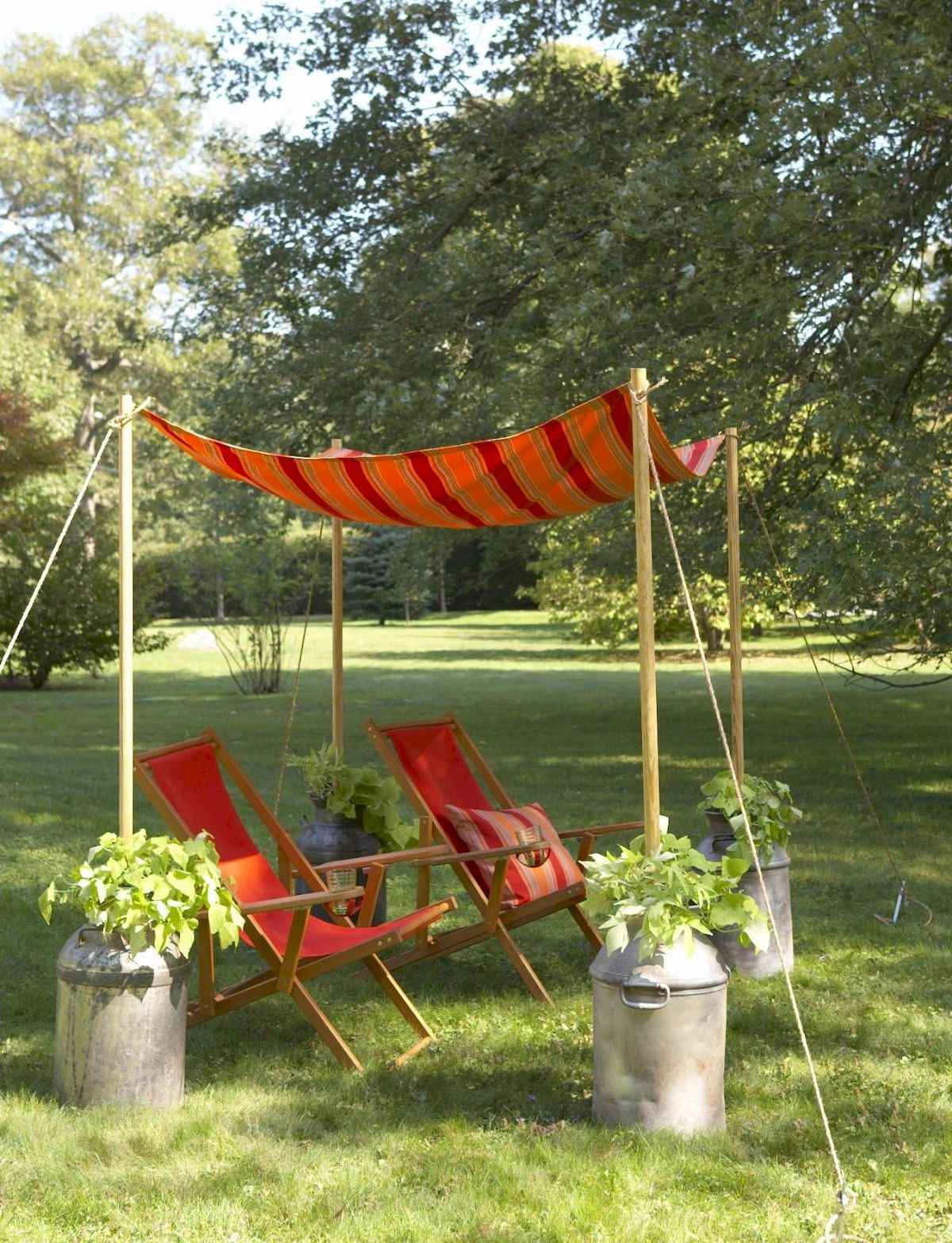 80 DIY Summery Backyard Projects Ideas Make Your Summer Awesome (37)