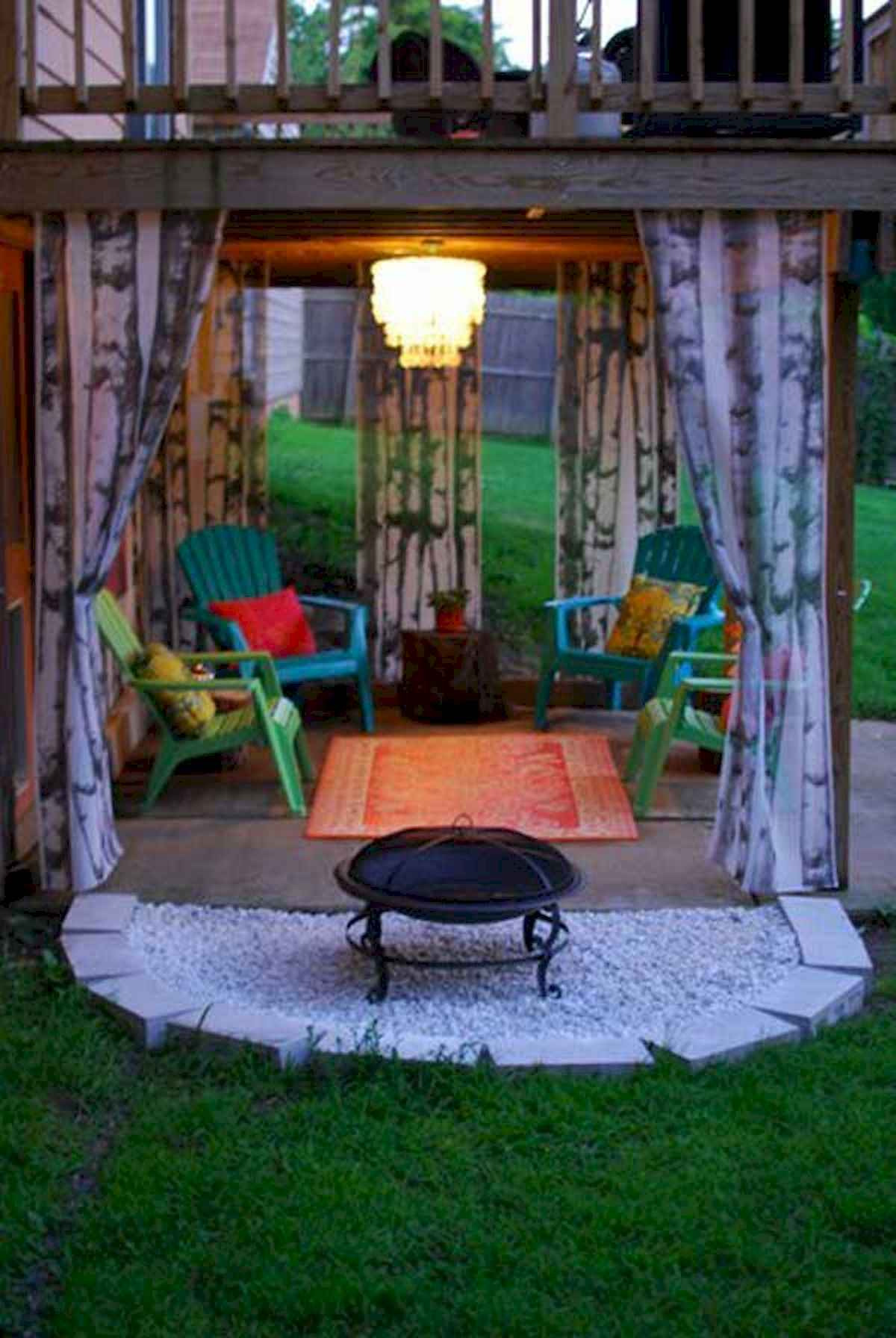 80 DIY Summery Backyard Projects Ideas Make Your Summer Awesome (7)