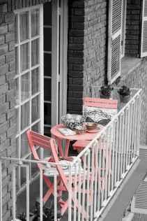 80 Small Apartment Balcony Decor Ideas And Makeover (32)