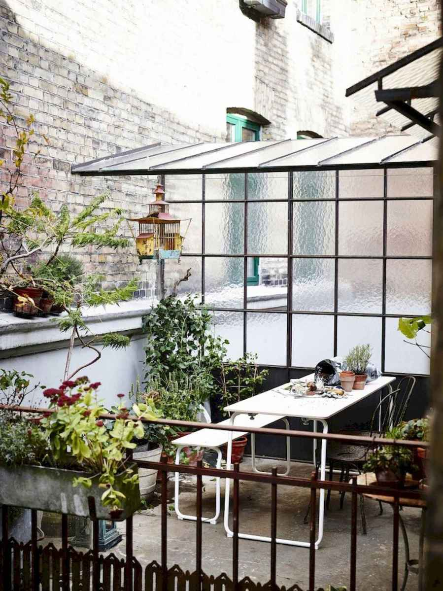 80 Small Apartment Balcony Decor Ideas And Makeover (53)