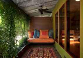 80 Small Apartment Balcony Decor Ideas And Makeover (60)