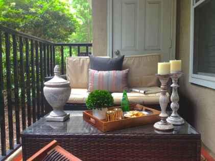 80 Small Apartment Balcony Decor Ideas And Makeover (71)