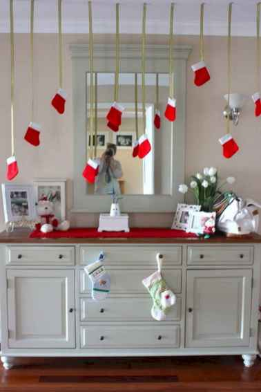 20 Creative Christmas Kitchen Decor Ideas And Makeover (22)