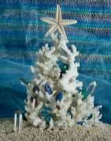 40 Creative Coastal Christmas Decor Ideas And Makeover (11)
