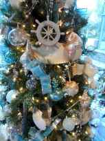 40 Creative Coastal Christmas Decor Ideas And Makeover (12)