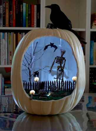 40 Creative DIY Halloween Ideas Decorations On A Budget (39)