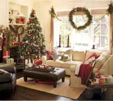 40 Creative and Easy Christmas Decorations for Your Apartment Ideas (12)