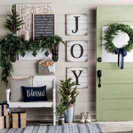 40 Creative and Easy Christmas Decorations for Your Apartment Ideas (6)