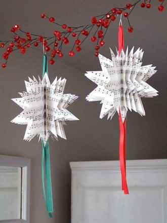 50 Creative and Easy DIY Christmas Decor Ideas And Design (20)