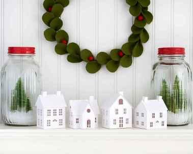 50 Creative and Easy DIY Christmas Decor Ideas And Design (32)