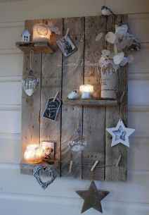 70 Creative Christmas Lights Apartment Decorating Ideas And Makeover (23)