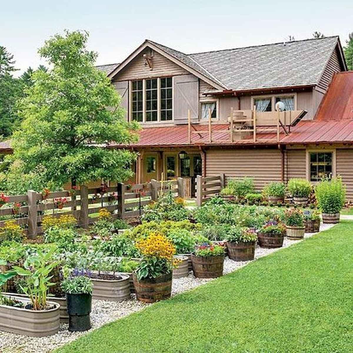 Beautiful Container Gardening Ideas: 100 Beautiful DIY Pots And Container Gardening Ideas (17