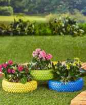 100 Beautiful DIY Pots And Container Gardening Ideas (34)