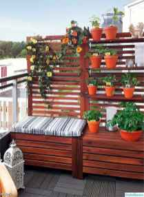 100 Beautiful DIY Pots And Container Gardening Ideas (77)