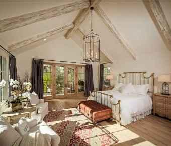 120 Elegant Farmhouse Master Bedroom Decor Ideas (26)