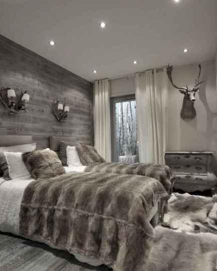 120 Elegant Farmhouse Master Bedroom Decor Ideas (52)