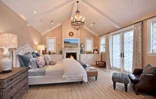 120 Elegant Farmhouse Master Bedroom Decor Ideas (8)