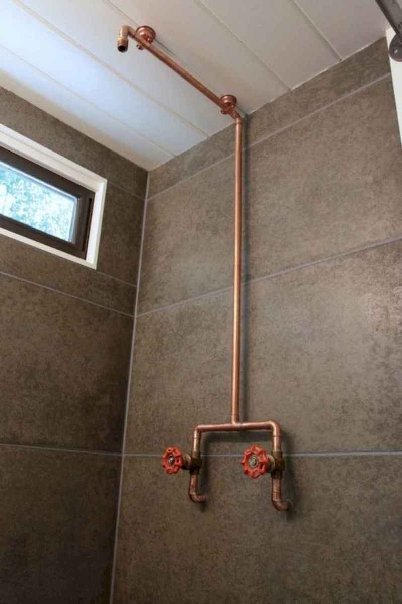30 Genius Tiny House Bathroom Shower Design Ideas And Remodel (14)