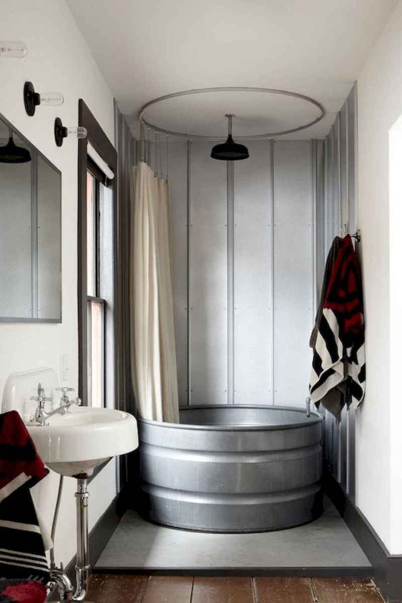 30 Genius Tiny House Bathroom Shower Design Ideas And Remodel (17)
