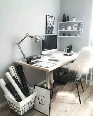 55 Brilliant Workspace Desk Design Ideas On A Budget (26)