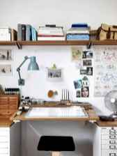 55 Brilliant Workspace Desk Design Ideas On A Budget (28)
