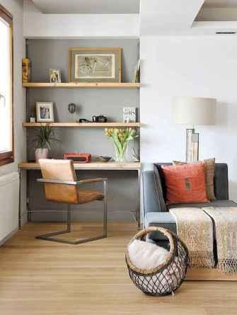 55 Brilliant Workspace Desk Design Ideas On A Budget (33)