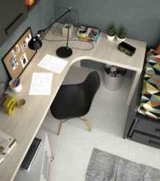55 Brilliant Workspace Desk Design Ideas On A Budget (41)