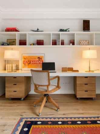 55 Brilliant Workspace Desk Design Ideas On A Budget (47)