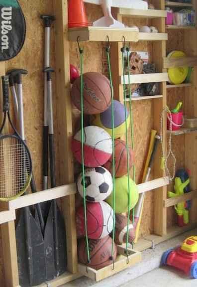 60 Brilliant Garage Organization Ideas On A Budget (50)