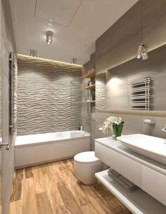 60 Elegant Small Master Bathroom Remodel Ideas (25)